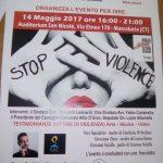 evento contro la violenza sulle donne